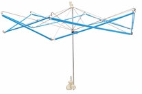 Umbrella Swift Yarn Winder
