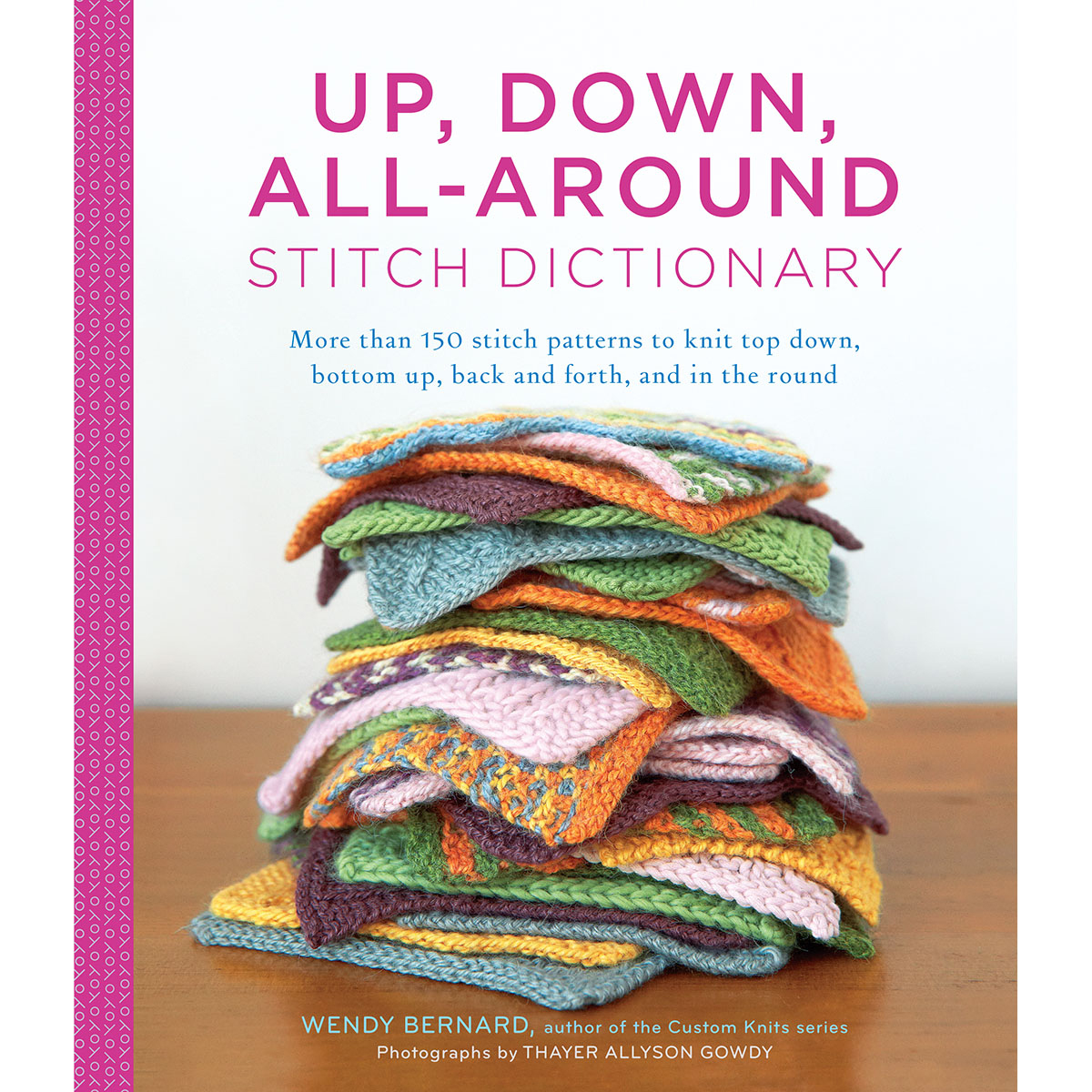 Up Down All Around Stitch Dictionary
