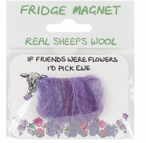 Vanessa Bee Woolly Fridge Magnet If Friends Were Flowers