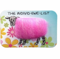 Vanessa Bee Woolly Fridge Magnet The Individ-Ewe-List