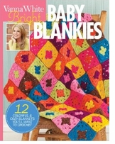Vanna White Bright Baby Blankies