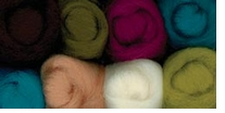 Wool Roving 12in 2 Ounces 8/Pkg Chic