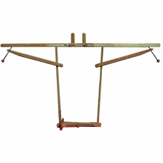 Wooly Board Adjustable Blocking Frame - Click to enlarge