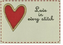Woven Labels II Collection Love In Every Stitch