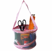 Yarn & Craft Carry Along Pink 8inX6in