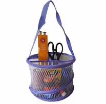 Yarn & Craft Carry Along Purple 8inX6in