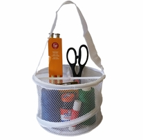 Yarn & Craft Carry Along White 8inX6in