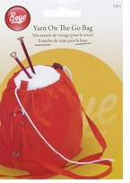 Yarn To Go Bag 2 Piece Set