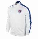 Nike USA Authentic N98 Track Jacket - White