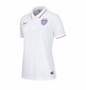 Women's Nike USA 2014/2015 Home Stadium Jersey