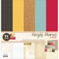 "24/SEVEN Simple Basics Paper Kit 12""x12"""