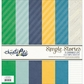 "A Charmed Life Simple Basics Paper Kit 12""x12"""