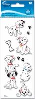 A Touch of Disney Dimensional Stickers - 101 Dalmatians