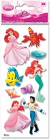 A Touch of Disney Dimensional Stickers - Little Mermaid