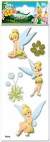 A Touch of Disney Dimensional Stickers - Tinker Bell