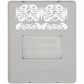AdvantEdge Border Punch Refill Cartridge - Butterfly Lace