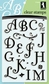 Alphabets & Numbers Stamps