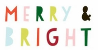 American Crafts Merry & Bright Collection