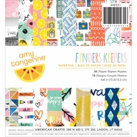 American Crafts Paper Pads