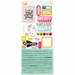 Amy Tan Plus One Cardstock Stickers - Remarks Accents & Phrases