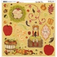 Apple Cider Adhesive Chipboard