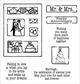 Art Gone Wild Clear Stamp Set - Marriage Tiny Cutts