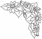 Art Gone Wild Mounted Rubber Stamps - Rose & Daisy Corner