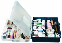ArtBin Double Take Storage Case - Midnight/Translucent