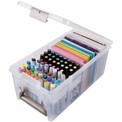 ArtBin Marker Storage Satchel - Click to enlarge