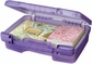 "ArtBin Quick View Carrying Case - 12""x10"" Translucent Purple"