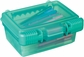 "ArtBin Quick View Carrying Case - 7""x10"" Translucent Teal"