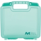 ArtBin Quick View Deep Base Carrying Case - Translucent Teal