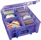 ArtBin Super Satchel Double Deep - Translucent Purple