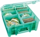 ArtBin Super Satchel Double Deep - Translucent Teal