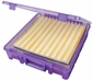 ArtBin Super Satchel - Single Compartment/Translucent Purple