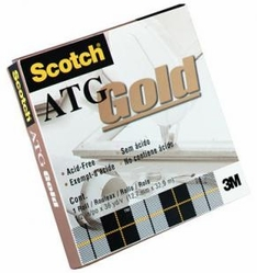 "ATG Gold 1/2"" Adhesive Transfer Tape - Click to enlarge"