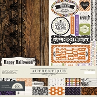 "Authentique Collection Kit 12""x12"" - Spirited"