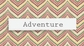 Authentique Paper Adventure