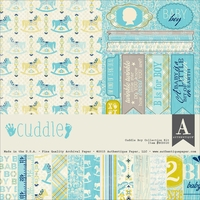 Authentique Paper Collecton Kits
