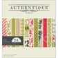 Authentique Paper Festive Collection
