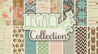 Authentique Paper Legacy Collection