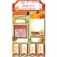 Autumn Song Self-Adhesive Layered Chipboard