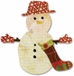 Sizzix Bigz Dies by Basic Grey - Snowman And Stocking