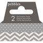 Basics Washi Tape - Ash