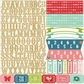 Beautiful Life Cardstock Stickers - Alpha