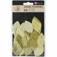 "Bethany Paper Leaves 1.75"" to 2.25"" - Greenery Leaf"
