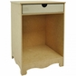 Beyond The Page MDF Bookcase w/Drawer