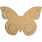 """Beyond The Page MDF Butterfly Album 7.75""""x5.75"""""""
