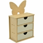 Beyond The Page MDF Butterfly Drawers
