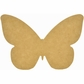 Beyond The Page MDF - Butterfly Standing Shape